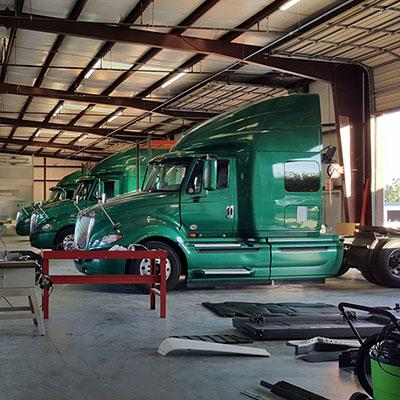 Semi-Truck Repair